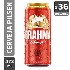 Combo Brahma 473ml