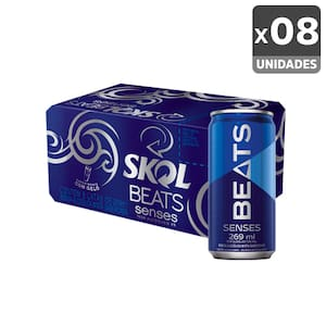 Combo Skol Beats Senses 269ml