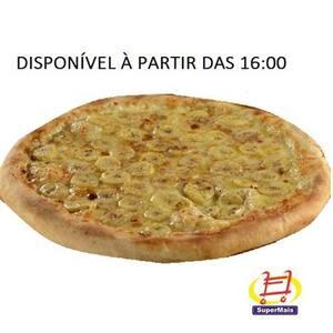Pizza Banana com 8 Fatias