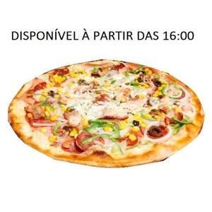 Pizza a Moda com 8 Fatias