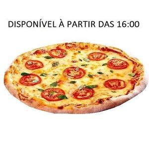 Pizza Marguerita com 8 Fatias