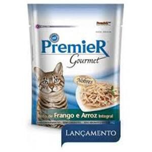 Pet Ração Úmida para Gatos Premier Frango 70g