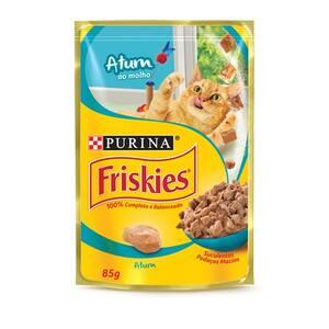 Alimento para Gatos Friskies Atum 85g