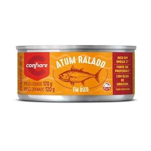 Atum Ralado em Oleo 170g