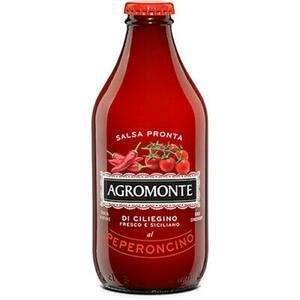Molho de Tomate Cereja com Pimenta Agromonte 330g