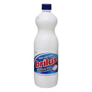 Água Sanitária Brilux Multiplo Uso Embalagem 1l