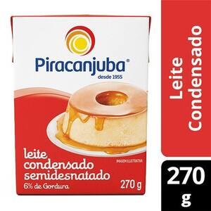 Leite Condensado Piracanjuba 270g