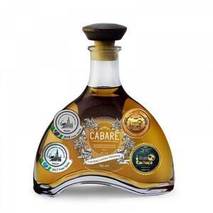 Cachaça Cabaré Extra Premium 15 Anos Garrafa 700ml
