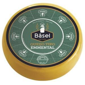Queijo Emmental Basel Kg
