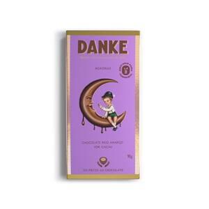Chocolate Danke Tablete Meio Amargo 70% Cacau 90g