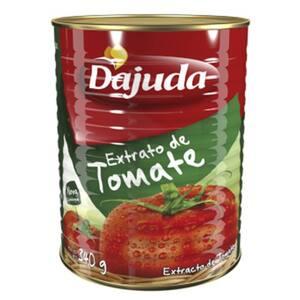 Extrato de Tomate Dajuda Lata 340g