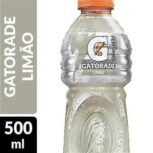 Isotônico Gatorade Limão 500ml