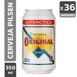 Combo Original Antarctica 350ml