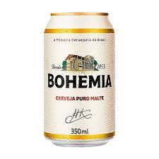 Bohemia nova embalagem 350 ml