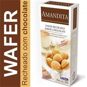 Chocolate Lacta Amandita 200g