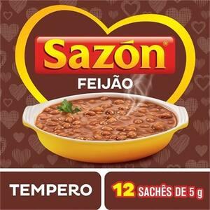 Tempero Sazón Feijão 60g
