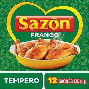 Tempero Sazón Frango 60g