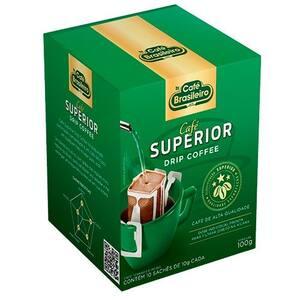 Café Brasileiro Drip Superior 100g