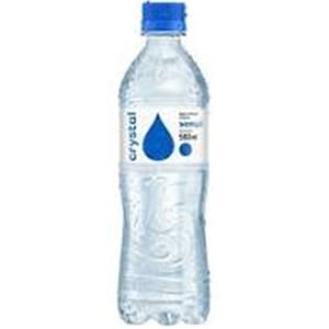 Água Mineral sem Gás Crystal 500ml