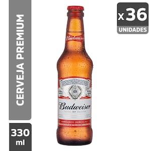 Combo Budweiser 330ml