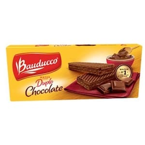 Biscoito Wafer Bauducco Chocolate 78G