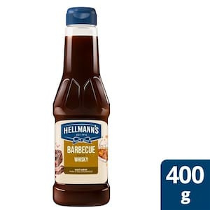Molho Barbecue Hellmann's Whisky - 400g