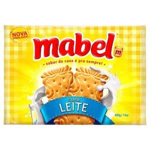 Biscoito Mabel Leite 400g