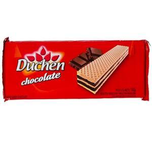 Biscoito Wafer Duchen Chocolate 140g