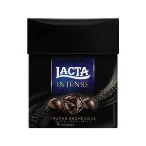 Trufa Recheada Lacta Dark103,5g