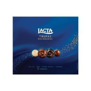 Trufa Recheada Lacta Sortidas 138g