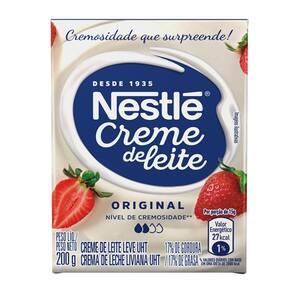 Nestlé Creme de Leite Uht 200g