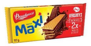 Bauducco wafer maxi choc 117g