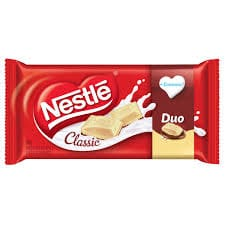 Choc classic duo 90g