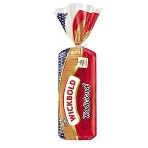 Pão de Forma Wickbold Tradicional Pacote 450g