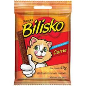 Bifinho Bilisko Gato Carne 45g