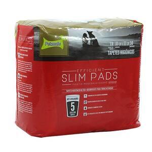 Tapete Higiênico Slim Pads C/30 Unidades