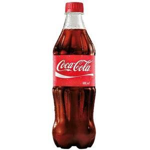 Coca cola pet 600ml