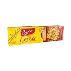Biscoito Salgado Bauducco Levissimo Cracker Pacote 200g