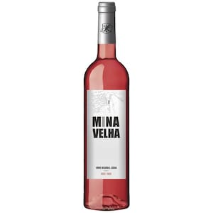Vinho Rosé Mina Velha Garrafa 750ml