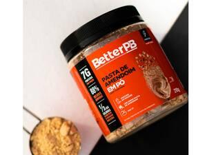 Betterpb pasta amendoim em pó