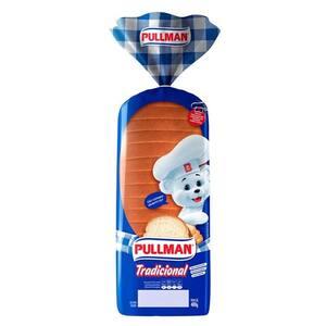 Pão de Forma Tradicional Pullman 480g