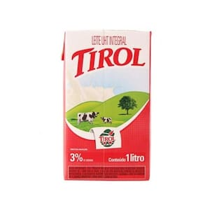 Leite Integral Tirol 1l