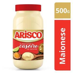 Maionese Arisco Tradicional 500g