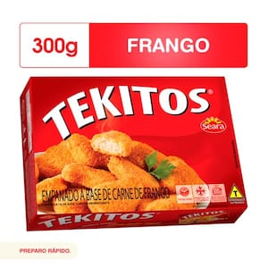 Empanado Seara Tekitos Frango 300g