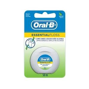 Fio Dental Oral-B Essential Menta 50m