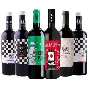 Kit Vinhos Argentinos (Quatro)