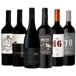 Kit Vinhos Argentinos 3