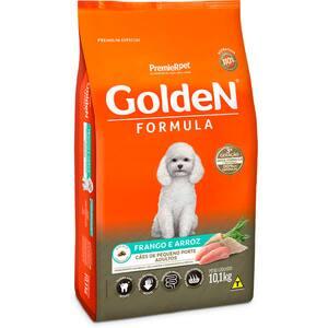 Golden adulto minibits 10,1kg - frango (2153)