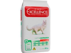Excellence Gatos Castrados - Carne 10,1kg (19926)