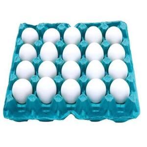 Ovos Branco Josidith Médio Bandeja 20 Unidades